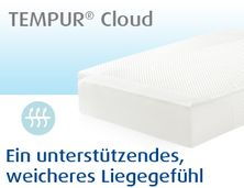 TEMPUR Cloud Kollektion
